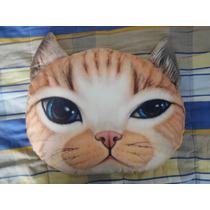 Cojin Con Forma De Gato