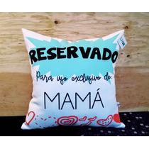 Cojín Regalo Mamá Día De Las Madres Decorativo Impreso