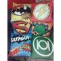 Cojin Decorativo Super Heroes