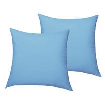 Juego De 2 Cojines Decorativos Suavitec Azul Concord