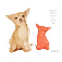 Cojin Decorativo Personalizado - Foto De Tu Mascota