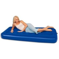 Colchon Cama Inflable Individual Ozark Trail Campismo