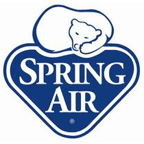 Colchon Spring Air Individual Matrimonial Queen King Nuevos