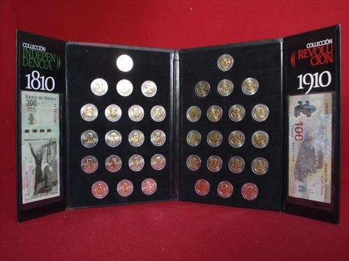 Coleccion De Monedas De $5 Del Bicentenario Y Centenario