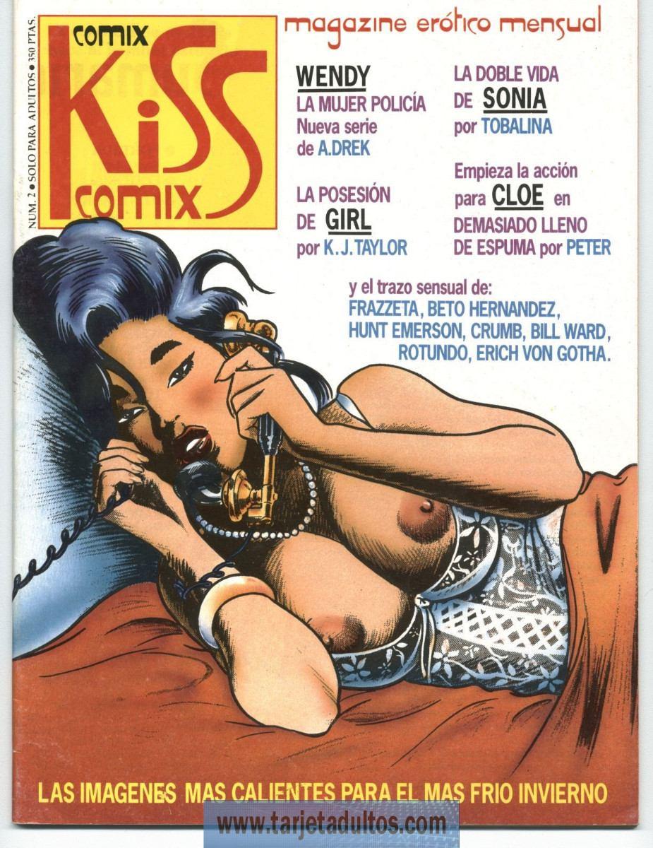 listado de revistas porno: