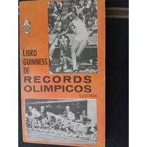 Libro Guinness De Records Olimpicos