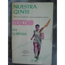 Revista Imss Edición Especial México 68 (impecable)