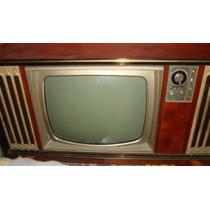 Primer Televisor A Color Admiral,año 1968!!filmaciones,cine