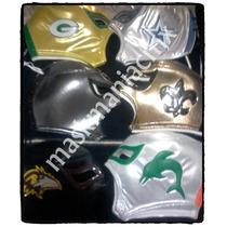 Souvenir Mascaras Equipos Nfl,adulto!futbol American 350 C/u