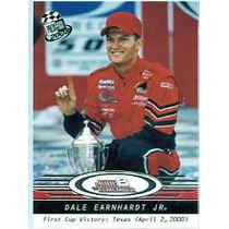 2008 Press Pass #98 Dale Earnhardt Jr. First Cup Win Nascar