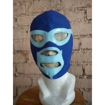 Máscara De Lucha Libre Profesional Modelo Aníbal