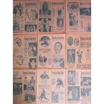 Revistas De Lucha Libre Coleccion De Box Y Lucha 90¨s