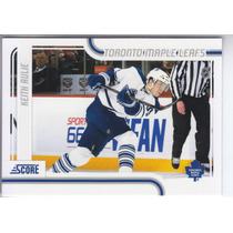 2011-2012 Score Glossy Keith Aulie D Toronto Maple Leafs Nhl