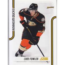 2011-2012 Score Glossy Cam Fowler D Anaheim Ducks Nhl