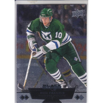 2012 - 2013 Black Diamond Triple Ron Francis C Whalers