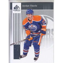 2011 - 2012 Sp Game Used Base Jordan Eberle Rw Oilers