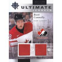 2011 - 2012 Ultimate Jerseys Brett Connolly Canada 81/100
