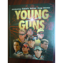 Revista Pilotos De Nascar Young Guns 2002 144 Paginas Color