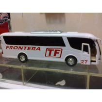 Autobus Irizar A Escala Linea Frontera De Coleccion
