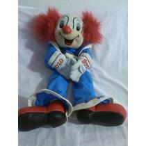 Bozo Payaso. Antigua Marioneta De 1999
