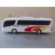 Autobus Irizar Escalas Linea Flecha Amarilla,cienega