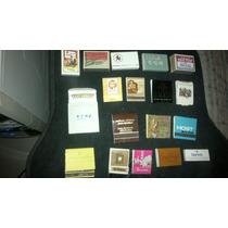 Colecciòn De Cerillos De Varios Paises Años 60s Y 70s,