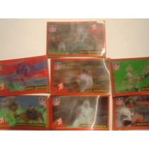 Retro Promo Video Cards Bimbo Nfl