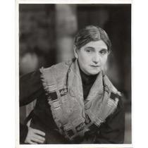 Fotografía Sara Garcia No Basta Ser Madre Ramon Peon 1937