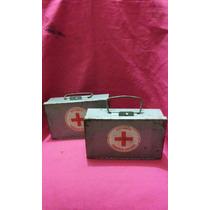 Dos Botiquines De Primeros Auxilios!! Usados!!