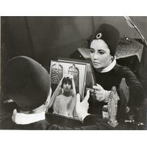 Foto Elizabeth Taylor Secret Ceremony 1968 Usa Joseph Losey