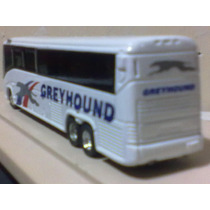 Autobus Matchbox Linea Greyhound Escala Maa