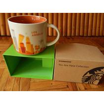 Taza Starbucks Los Angeles (yah) Acepto Cambios Por Icons