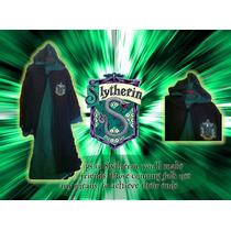 Disfraz Capa Slytherin De Harry Potter Igo!!!