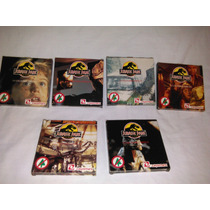 Jurassic Park. Colores De 1993 Originales