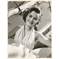 Fotografia Original Debbie Reynolds Metro Goldwn Mayer