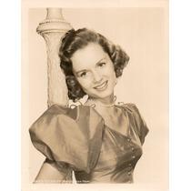 Fotografia Original Debbie Reynolds Metro Goldwyn Mayer