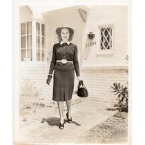 Fotografia Original Betty Grable Paramount Pictures