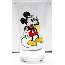 Vasos Mickey Mouse 3 Paquete De 4 Vidrio Transparente Libbey