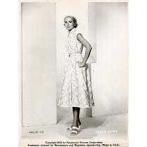 Foto Original Grace Kelly Paramount Pictures Corporation