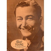 Foto Original Robert Young The Enchanted Cottage Rko 1945