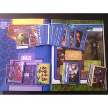 Album Panini Disney Pixar Monsters University Completo/lleno