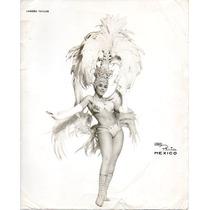 Fotografía De Sandra Taylor De Las Mulatas De Fuego Cabaret