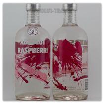 Absolut Vodka Paspberri Vacia Especial Coleccionistas