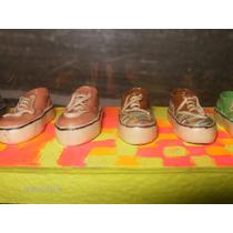 Coleccion Tenis Vans De Plastilina En Miniaturas