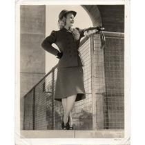 Fotografía Original June Preisser Metro Goldwyn Mayer 1941