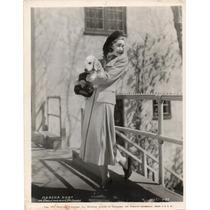 Foto Original Marsha Hunt In Paramount Pictures 1937 U.s.a.