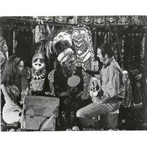 Fotografía Original Skullduggery Burt Reynolds Susan Clark