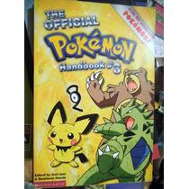 El Oficial Pokemon Manual # 3 Scholastic