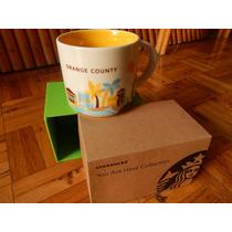 Taza Starbucks Orange County Serie Yah Acepto Cambios