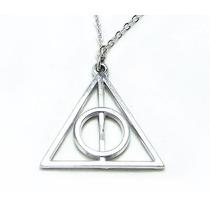 Collar Harry Potter Reliquias Y Poción Felix Envío Gratis